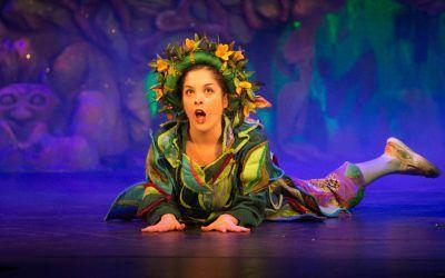 'El sueño de una noche de verano', la mágica comedia de Shakespeare para niños
