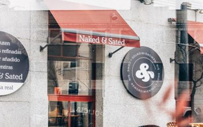 Naked&Sated, comer sano con niños es posible