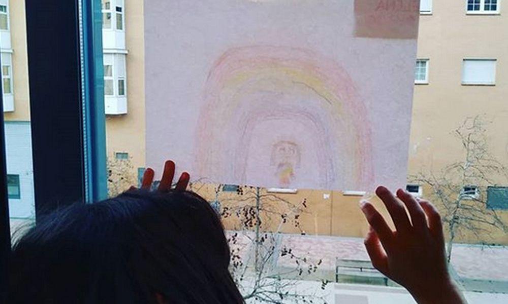 Originales y variadas ideas para dibujar arcoíris con niños