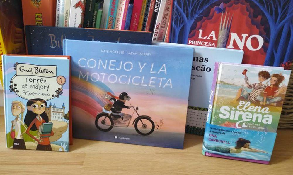 Lecturas para celebrar el Día del Libro con niños