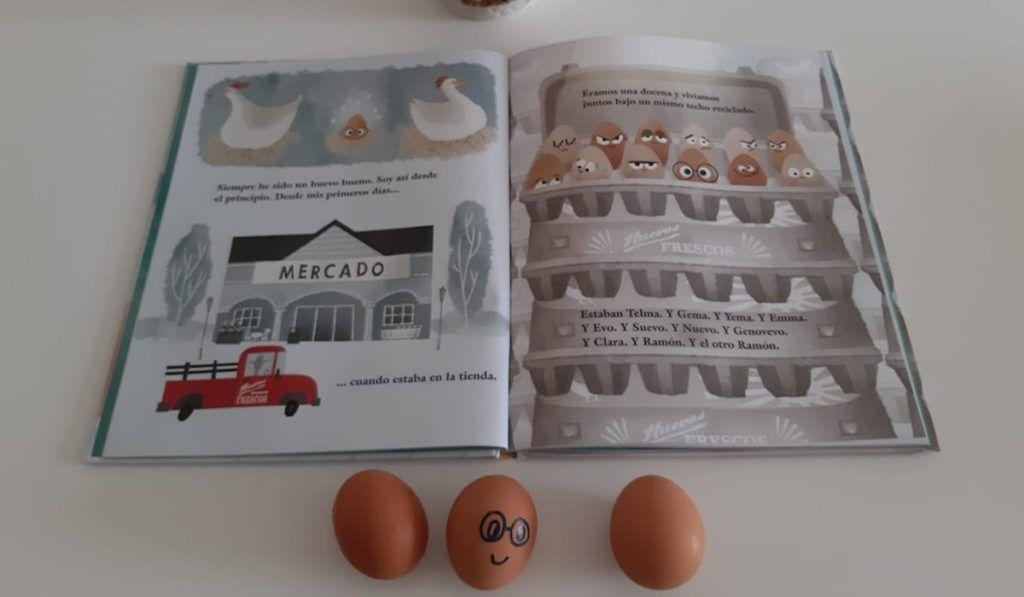 un huevo muy bueno