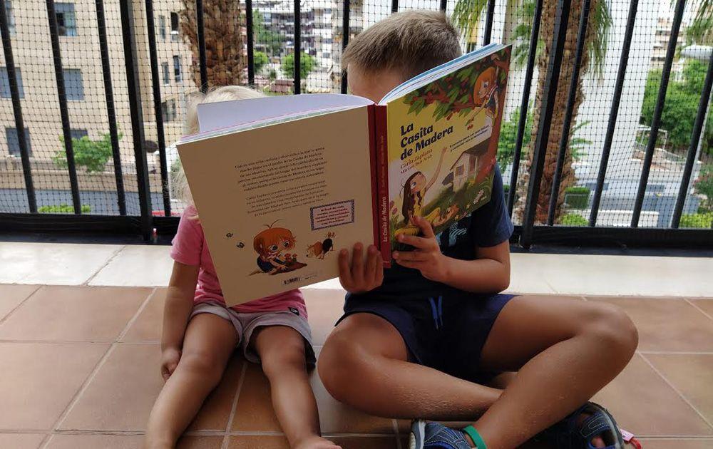 'La casita de madera', un libro para que los niños conecten con la naturaleza