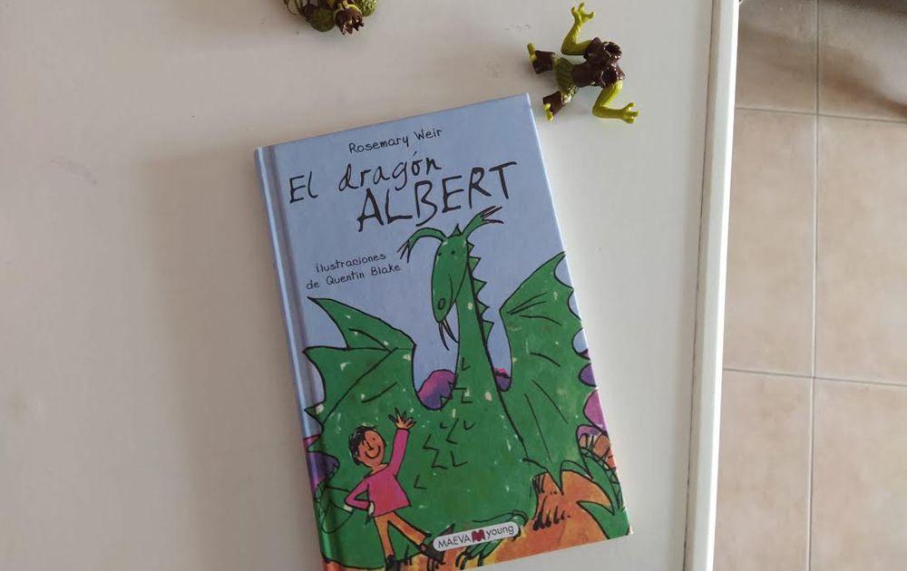 El dragón Albert o como la amistad está por encima de todo