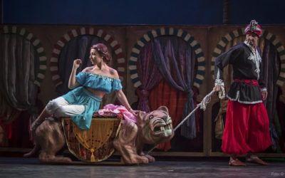 'Aladino y la lámpara', un musical infantil que nos acerca a tierras lejanas de magia