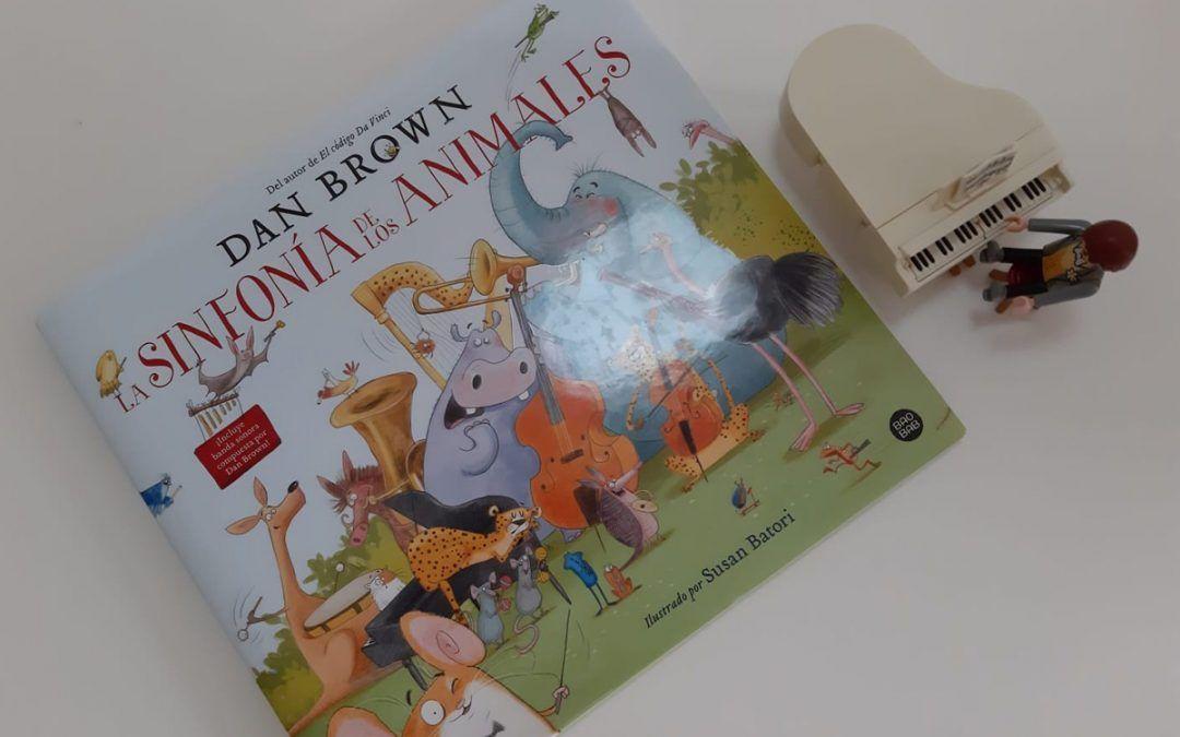Dan Brown se pasa a la literatura infantil con 'La sinfonía de los animales'
