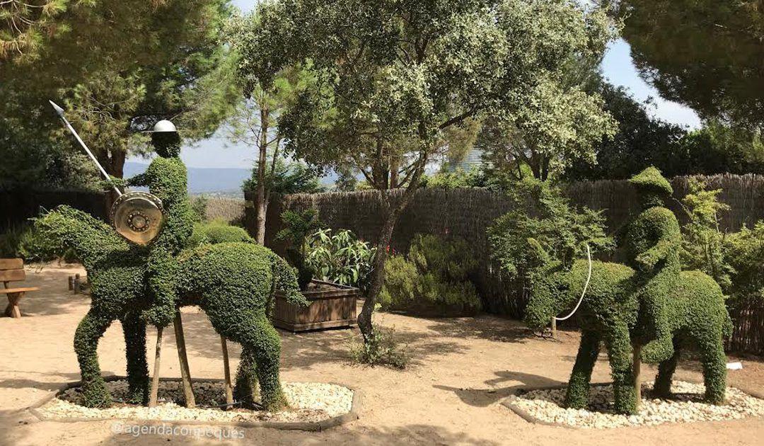 El Bosque Encantado Un Jardin De Cuento En San Martin De Valdeiglesias
