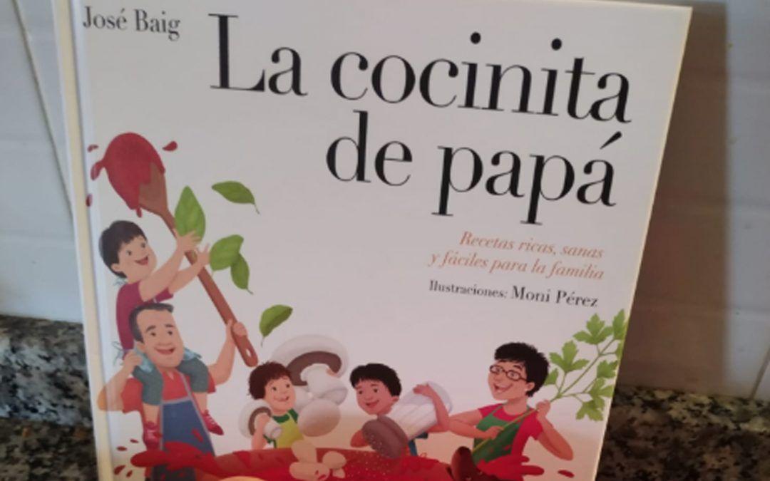 Saboreando las recetas de 'La cocinita de papá'