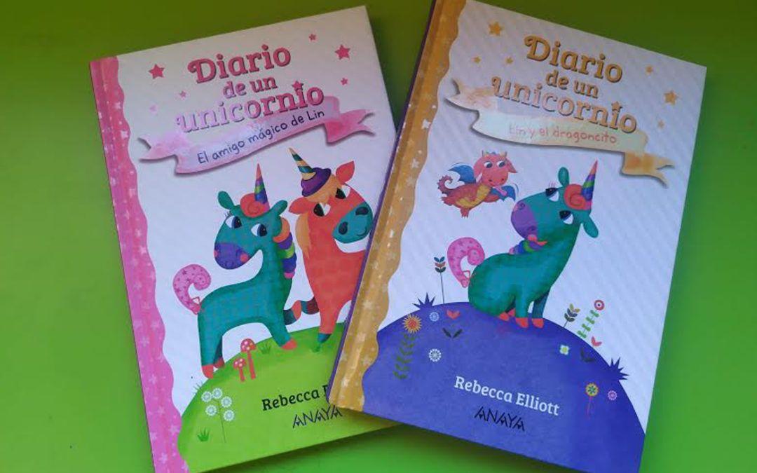 'Diario de un unicornio'. Un libro que invita a los niños a soñar