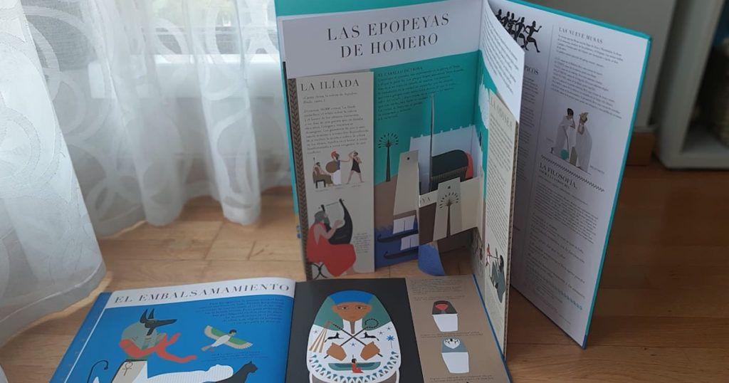 libros de egipto. egiptomanía