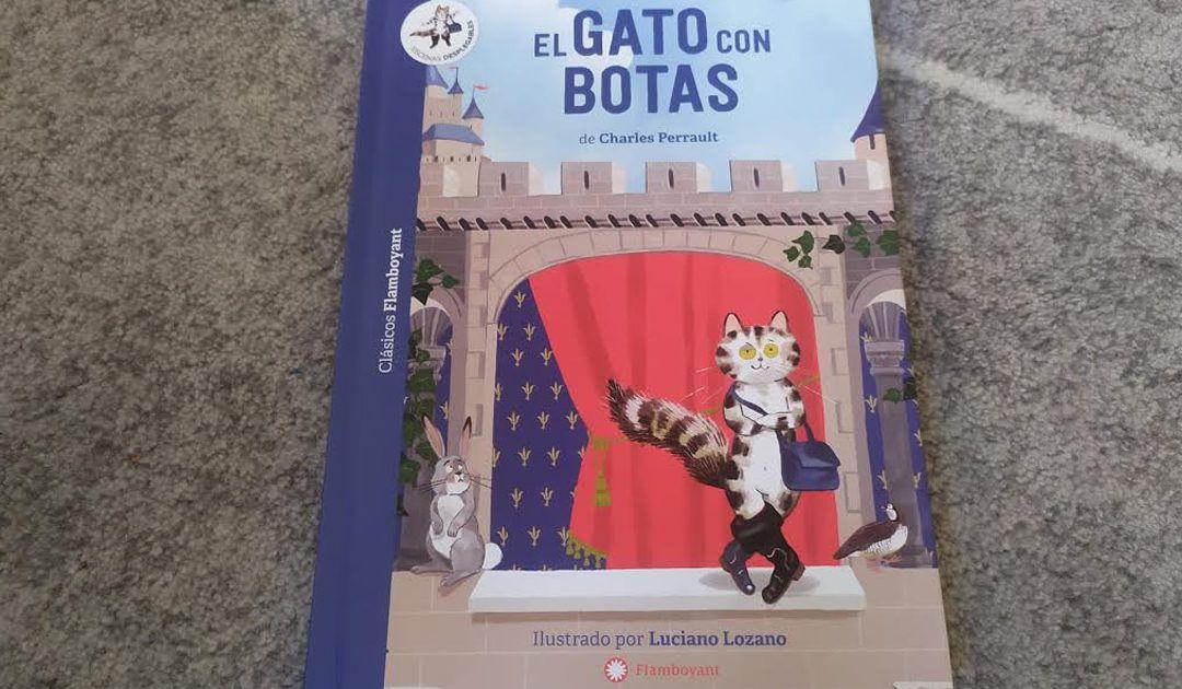 'El gato con botas', un cuento clásico para leer en familia que nunca pasa de moda