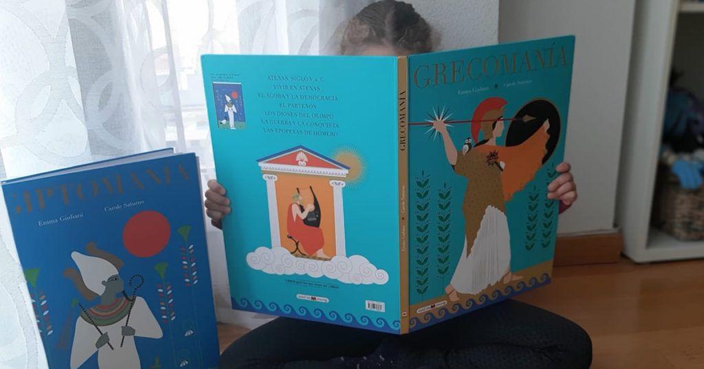 grecomanía libros