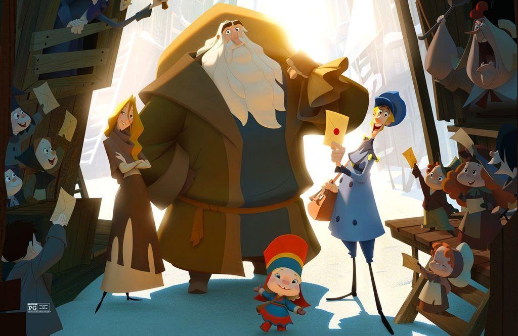 mejores películas de navidad de netflix para ver con los pequeños de la casa