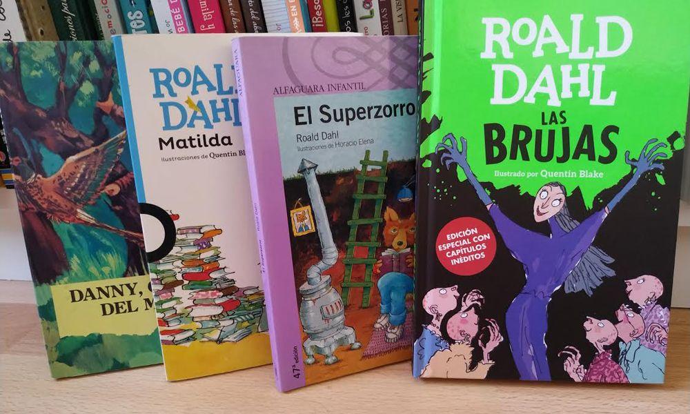 Por qué Roald Dahl es el escritor que deben leer tus hijos