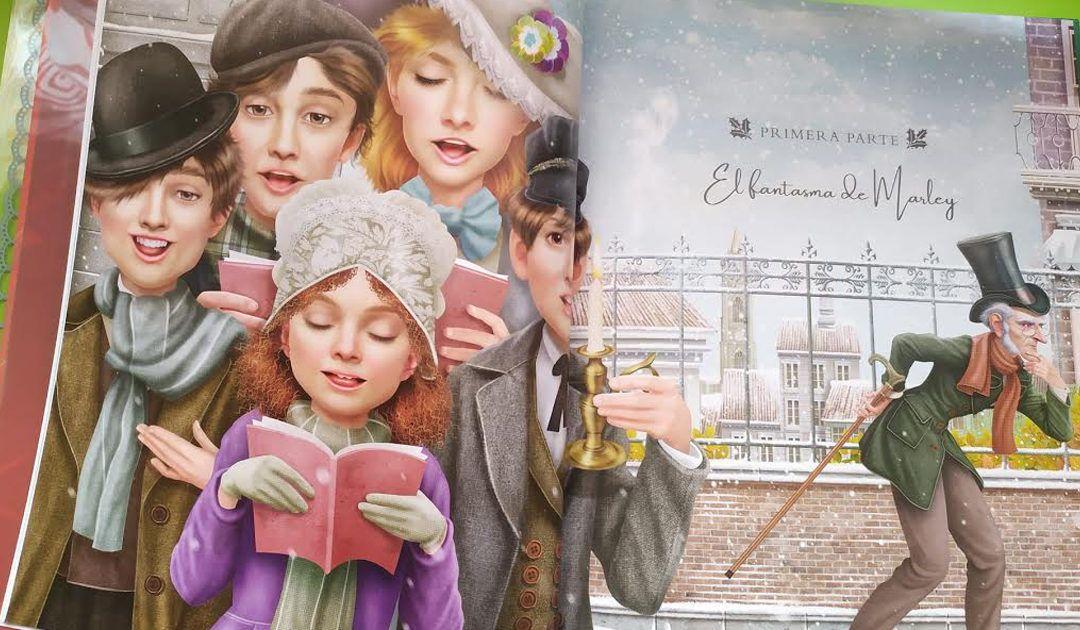 'Canción de Navidad', de Charles Dickens. Un clásico navideño para leer con niños