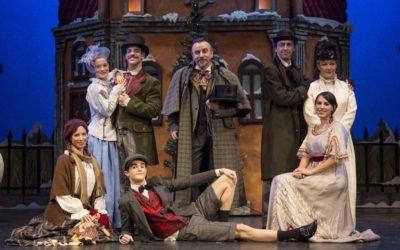 'Cuento de Navidad', de Charles Dickens, una obra de teatro para niños con valores