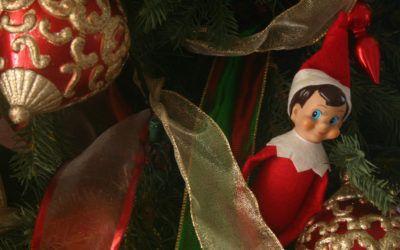 Elf on the Shelf. La tradición navideña que emociona a los niños