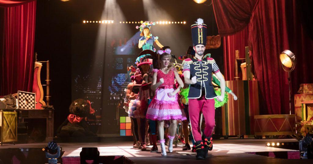navidad 2020 en el teatro circo price