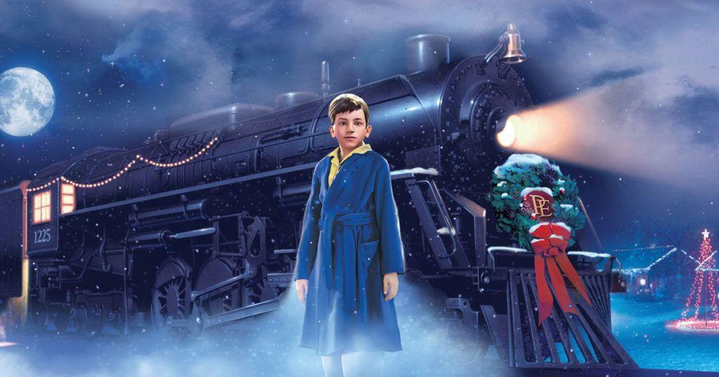 Película de Navidad Polar Express