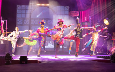 Navidad en el Circo Price. ¡Una vuelta a la ilusión y a la magia!