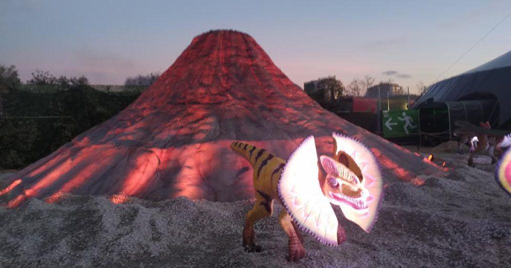 saurios y dinosaurios