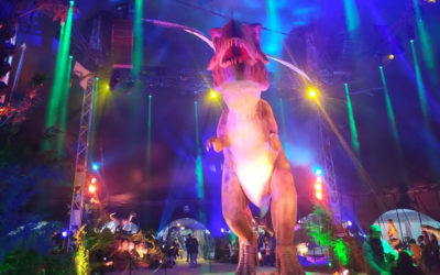 Saurios. La exposición que los amantes de los dinosaurios estaban esperando
