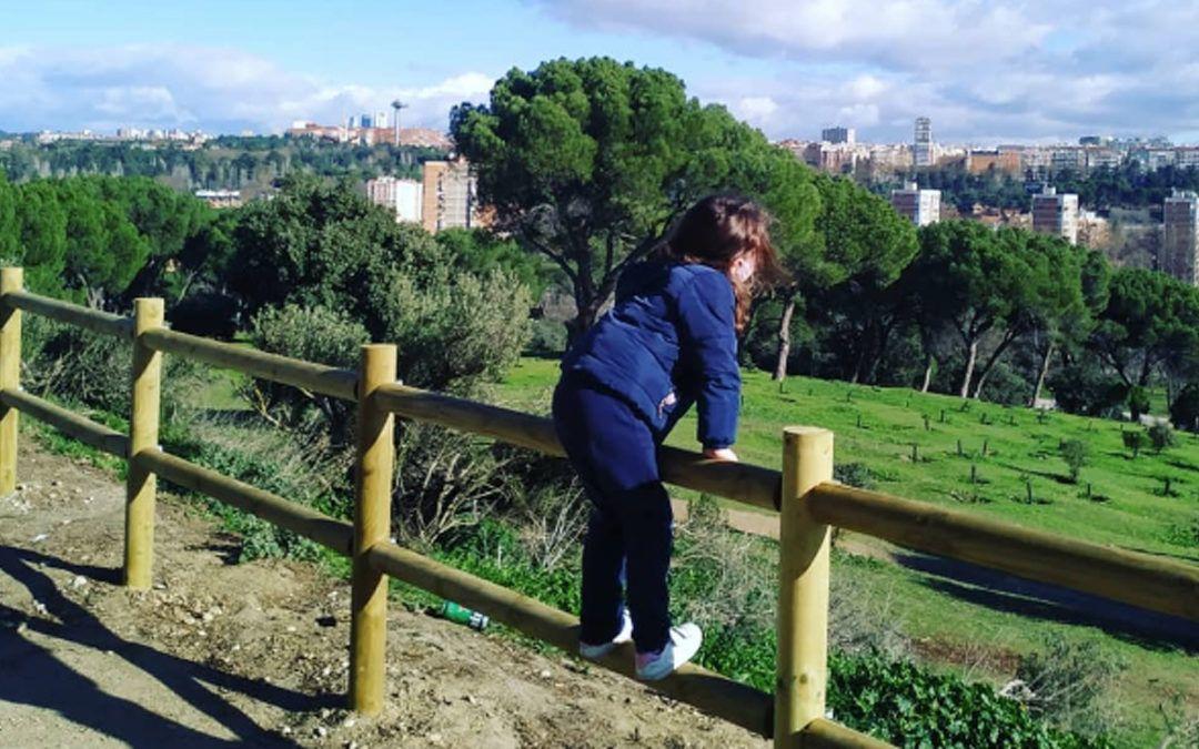 Ideal ruta con niños por la Casa de Campo de Madrid
