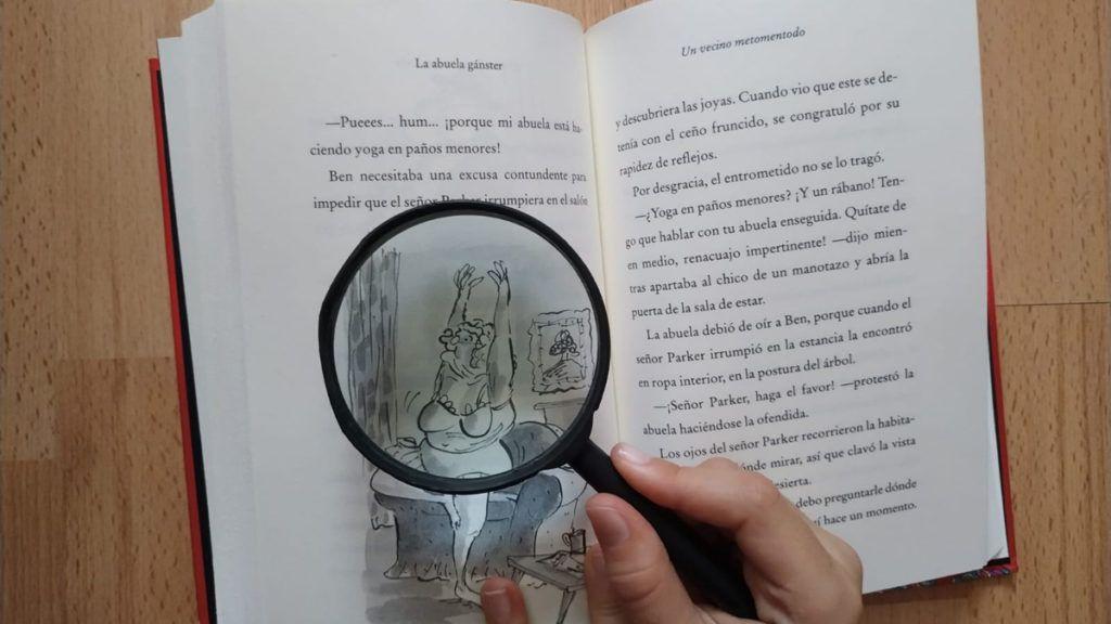 libros de misterios para niños