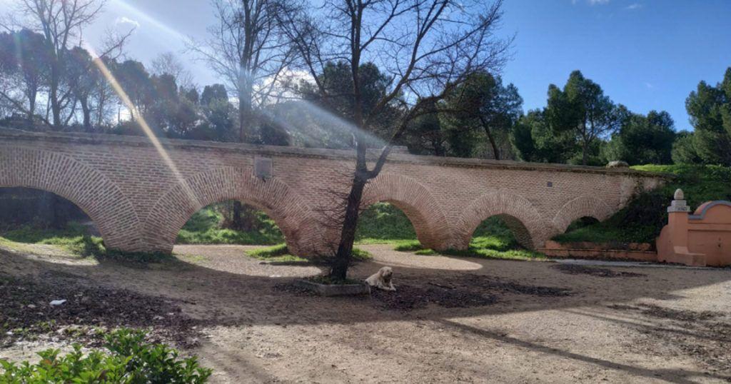puente de la casa de campo de madrid