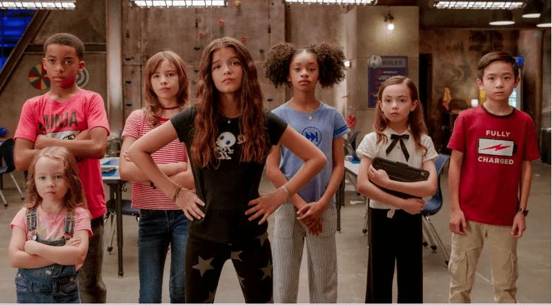 Películas y series infantiles de Netflix para ver en familia