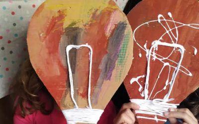 Originales ideas para estimular la creatividad de los niños en casa