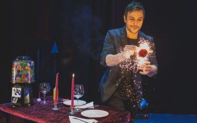 'Atrapado por la magia'. Ilusión y diversión que asombrará a la familia