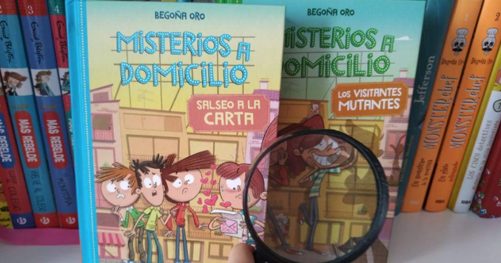 libros de misterios para niños de todas las edades