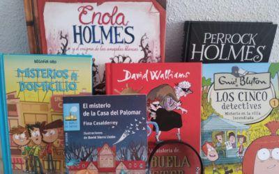 Libros de misterio con los que tus hijos vivirán inolvidables aventuras