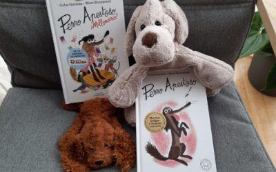 'Perro apestoso'. Un libro infantil con muchas pulgas y muchas risas