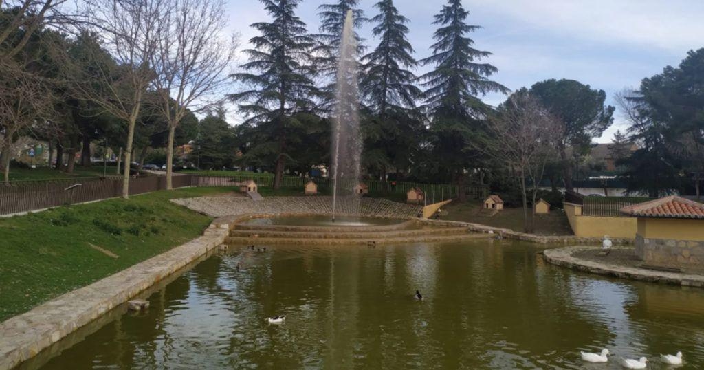 parque villaviciosa de odón