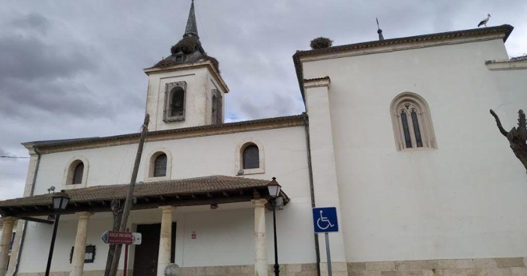 la iglesia de titulcia