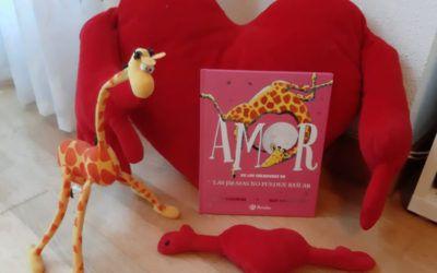'Amor', un libro para enseñar a decir 'Te quiero' a los niños
