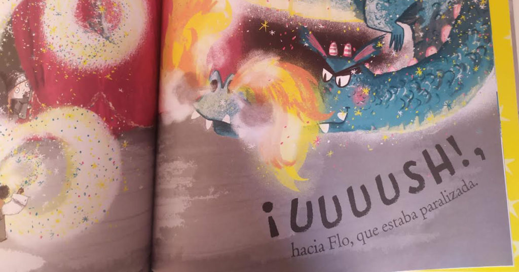 el fantástico libro de Las palabras mágicas de Wanda