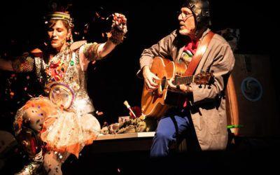 'Robotina y el clan Planetario'. Teatro con valores para niños