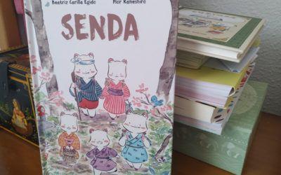 'Senda'. Precioso libro infantil para leer y sentir