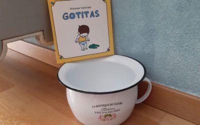 'Gotitas'. Un cuento que enseña a los niños a gestionar sus problemas