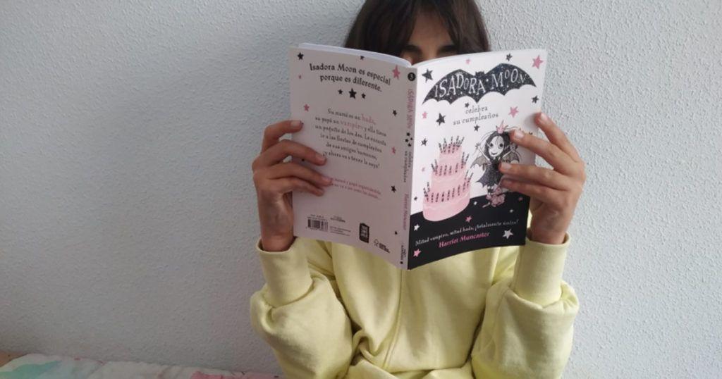 los libros de Isadora Moon