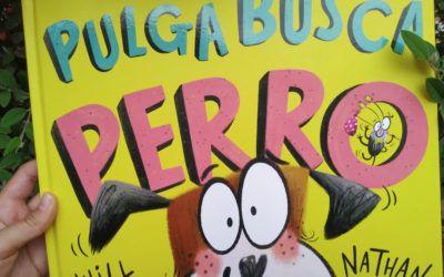 'Pulga busca perro', un libro con humor para los peques de la casa