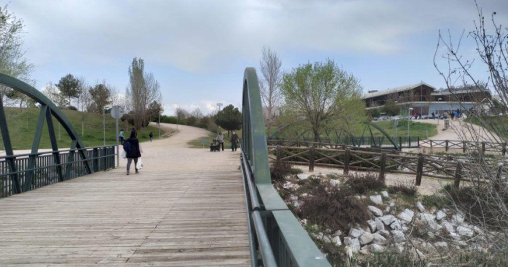 paseo por monte valdelatas
