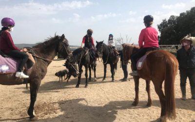 Rutas a caballo con niños. Una experiencia que tus hijos querrán repetir