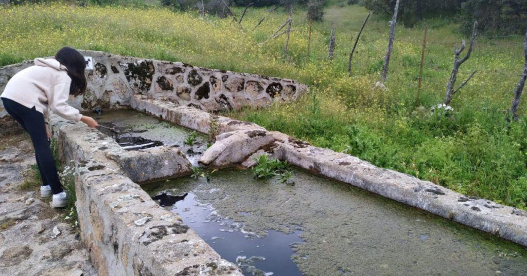 agua en fresnedilla de la oliva