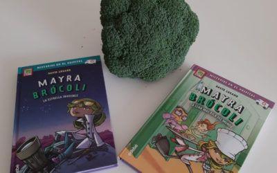 Mayra Brócoli. Libro infantil con aventuras, misterio y humor en el hospital
