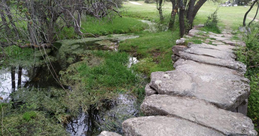 puente fresnedilla de la oliva