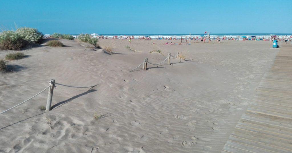playa de Canet de Berenguer