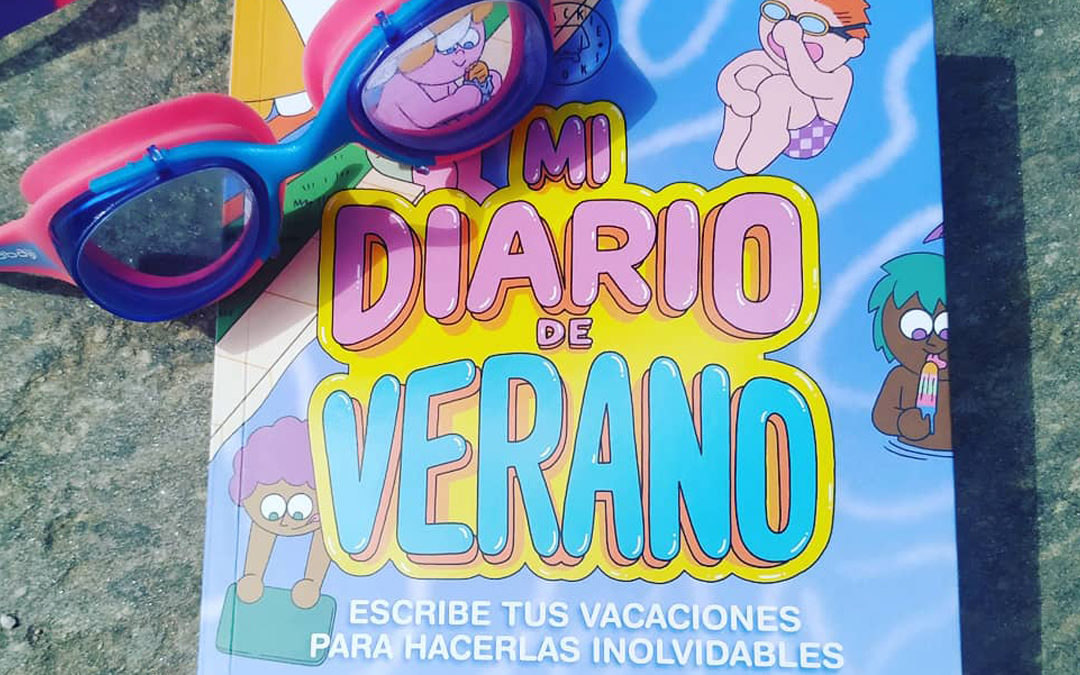 'Mi diario de verano'. El libro del Hematocrítico para las vacaciones